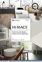 LG Himacs Acrylic Solid Surface Sheet