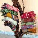 Handmade Indian Antique Kantha Bedding