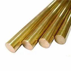 15 Meter Brass Round Rod