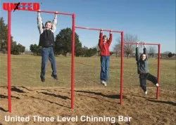 3 Level Chinning Bars