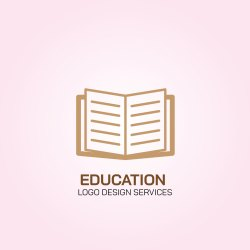 Education Logo Design and Graphic Design, For Company Branding, India