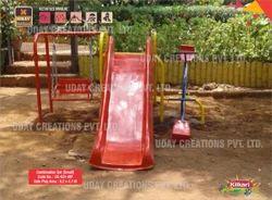 Slide With Swing Combo Set
