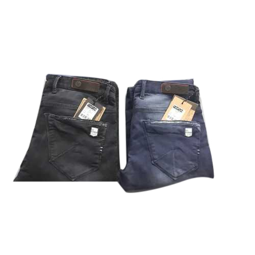 Faded Black Blue Mens Bootcut Jeans Rs 600 Piece Taifun Life