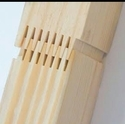 Engineered Finger Jointed Wood Joinery