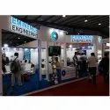 Outdoor Mall Exhibition Stand Services