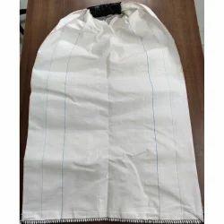 White Single Loop Bag, For Commercial
