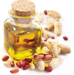 Crude Peanut Oil