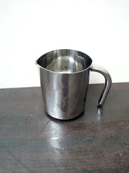 SS 316 Beaker with Handle
