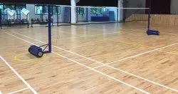 Matte Finish Badminton Court Flooring