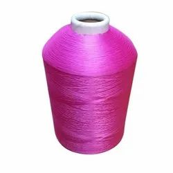 Bright Plain Polyester Textured Yarn, For Textile Industry, Count: 30
