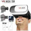 VR Box Cardboard Inspired Virtual Reality 3D Glasses