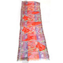 Boil Wool Embroidery Lace Scarves With Australian Patch Work