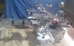 3 Side Labeling Machine