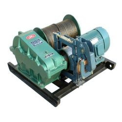 Mild Steel Heavy Duty Electric Winches, for Industrial