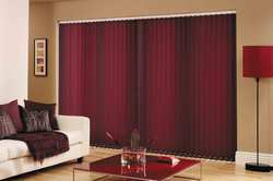 PVC Vertical Window Blinds
