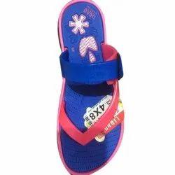 Kid Flat Rubber Slipper