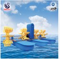 Plastic Paddle Wheel Aerator