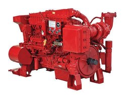 Cummins Driven Fire Pump - CFP30E Spares And Service
