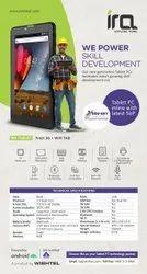 DDU GKY Tablet pc Calling, Wifi, BT, 8GB memory Quadcore processor