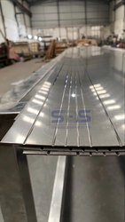 SS304 Decorative Grooved Profiles