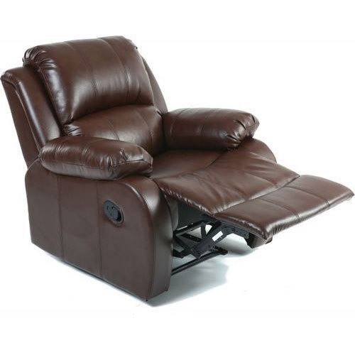 real comfort brown recliner chair rs 18500 piece real comfort