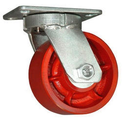 Medical Trolley Steinco Caster Wheels