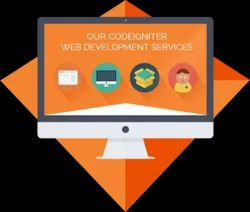PHP/JavaScript Responsive Codeigniter Development Services, With 24*7 Support