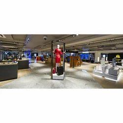 Retail Store Interiors Work