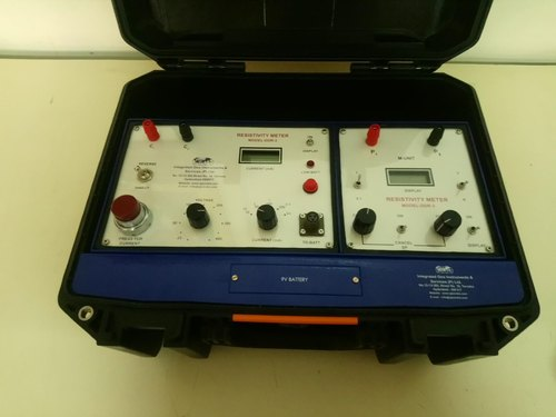 DDR 3 Resistivity Meters