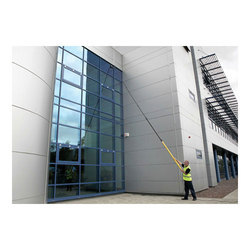 External Glass Cleaning Services