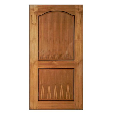 VM-4003 Decorative Teak Veneer Door