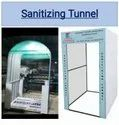Sanitising Tunnel