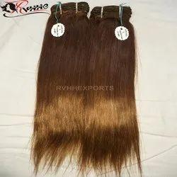 Machine Weft Indian Hair
