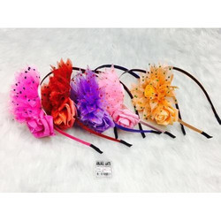 Floral Imported Hair Bands