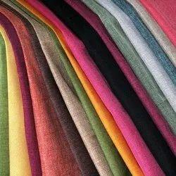 Pipal Crafts Linen Plain Fabric
