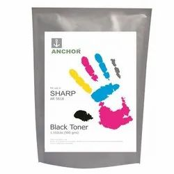 Anchor Sharp AR 5618 500g Black Single Toner