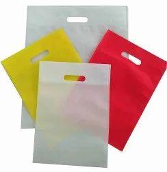 Non Woven 60 Gsm D-Cut Non Woven Bags