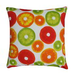Multi Color Print Cushion Cover