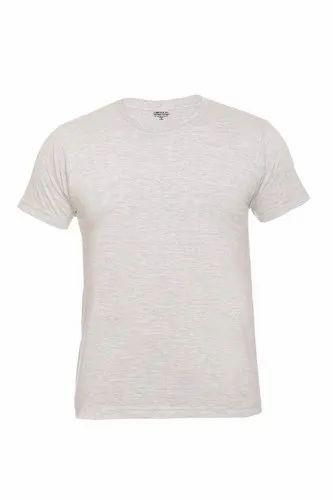 Plain Cotton T Shirt for Men