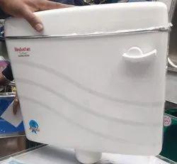 PVC Flushing Cistern Sleek