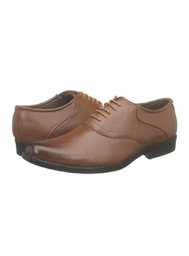 Brown Formal Shoes, Size: 8