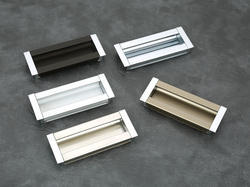 Aluminium Conceal (Two Way)