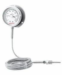 Mercury Filled Temperature Gauge