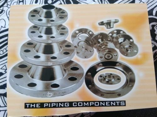 Manufacturer of Pipe Flanges & MS Pipe Fittings by Bhavani