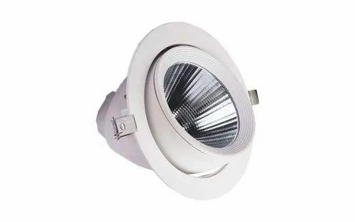 White 15w, 30w LED Zoom Light