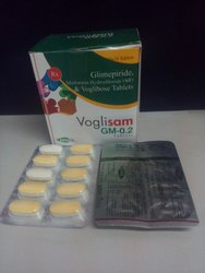 Voglisam-GM 02 Tablets
