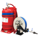 Carbon Steel C Transportable Fire Fighting Unit