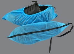 ESD Shoe Cover With Conductive Strip