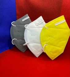 Aditya Reusable N95 Mask Without Filter