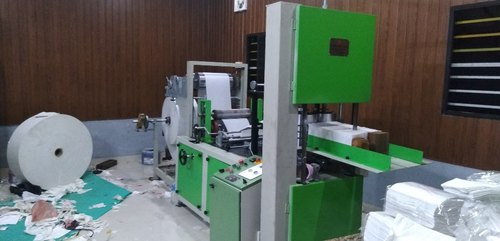High Speed Fully Automatic Tissue Paper Making Machine